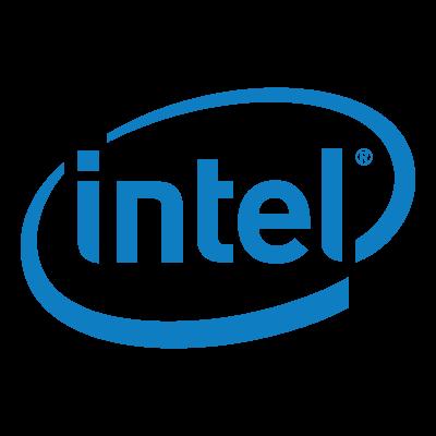 Intel vector logo