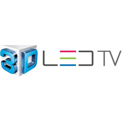 samsung 3d tv logo vector