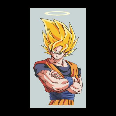 Dragon Ball Z logo vector