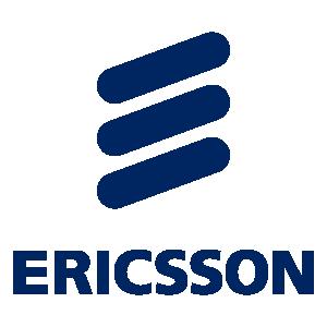 Ericsson logo vector