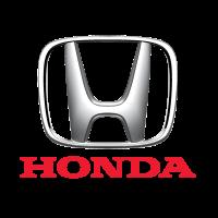 Honda silver logo vector