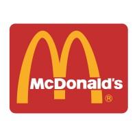 McDonald logo vector