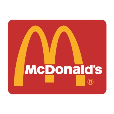 McDonald logo vector