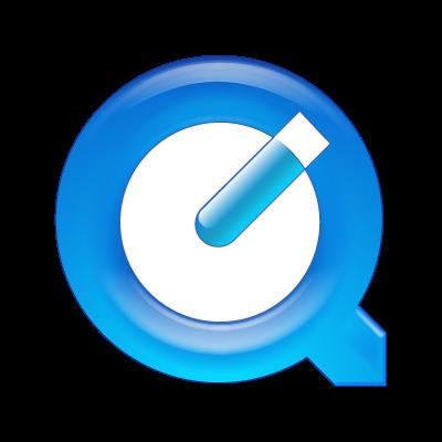 QuickTime icon vector logo