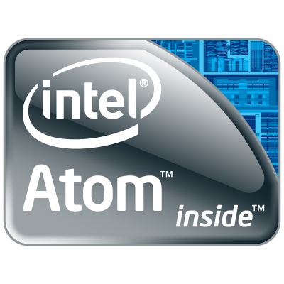 Intel Atom vector logo