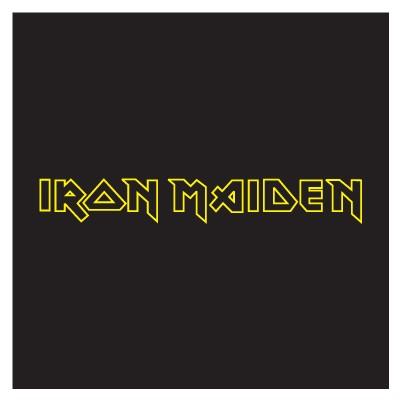 Iron Maiden logo vector in .EPS format
