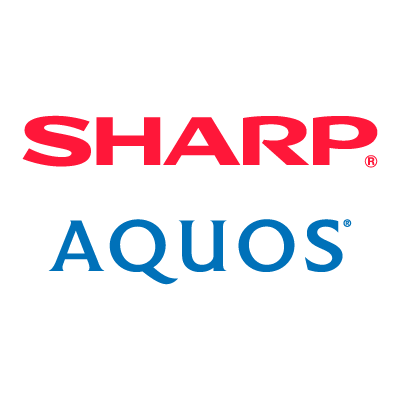 SHARP AQUOS logo vector