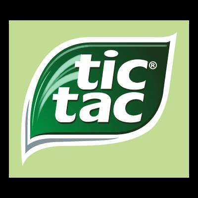 Tic Tac logo vector