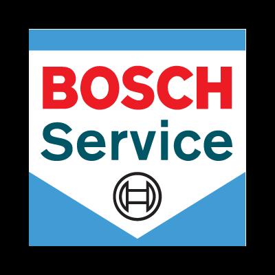 Bosch Service logo vector