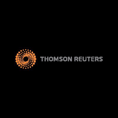 Thomson Reuters logos