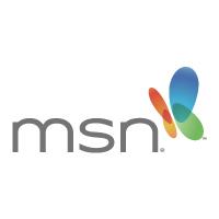 msn logo vector