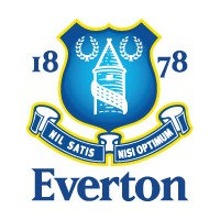 Everton FC logo vector