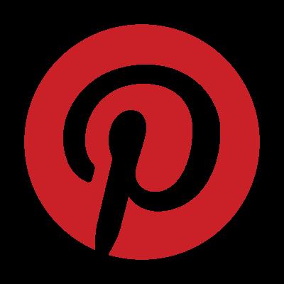 Pinterest Icon vector