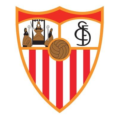 Sevilla FC logo vector in .EPS format