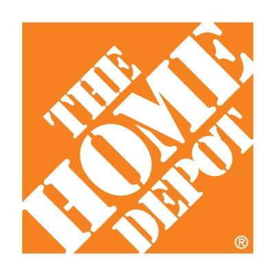 The Home Depot logo vector .EPS format