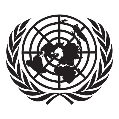United Nations logo vector in .EPS format