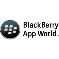 BlackBerry App World logo vector