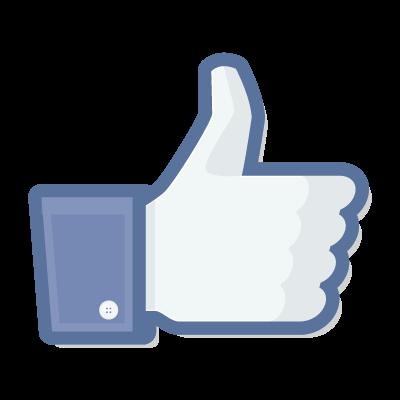 Facebook Like vector