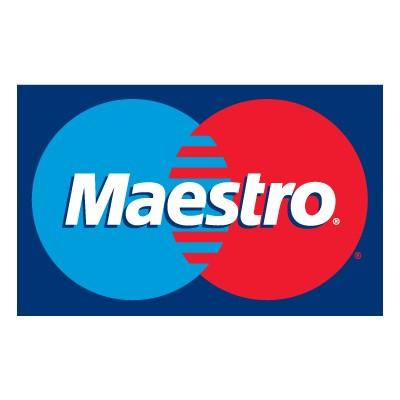 Maestro logo vector, logo Maestro in .EPS format