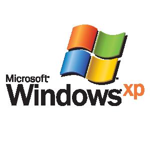 Windows XP logo vector