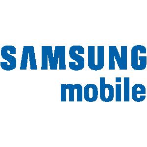 Samsung Mobile logo vector free