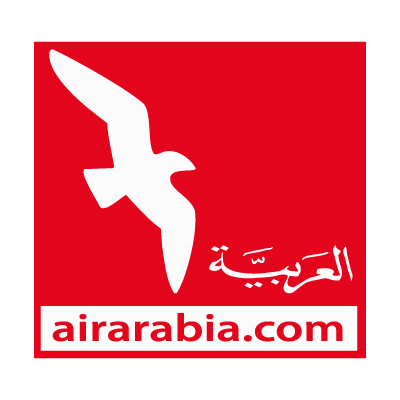 Air arabia vector logo