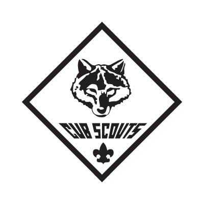 Cub Scouts logo vector
