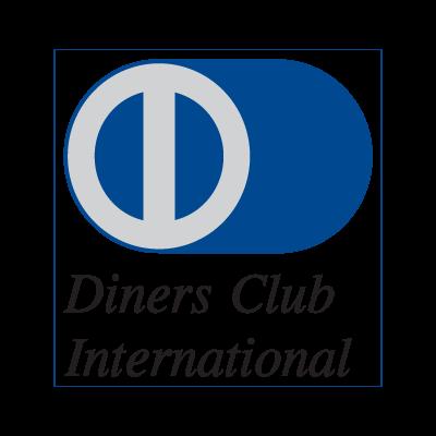 Diners Club International logo vector