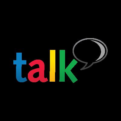 Google Talk vector logo