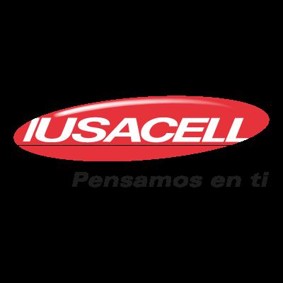 Iusacell vector logo