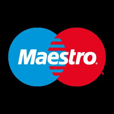 Maestro Card vector logo