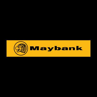 Maybank vector logo