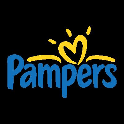 Pampers logo vector