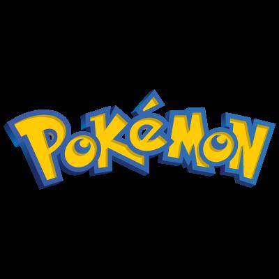 Pokemon logo vector