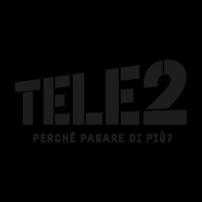 Tele2 vector logo