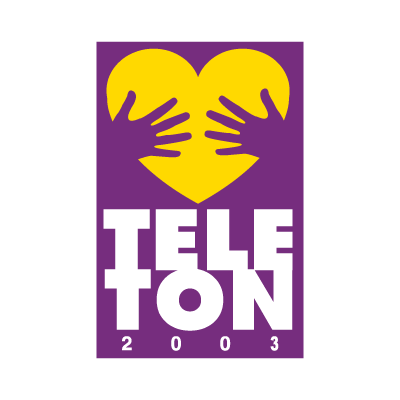 Teleton vector logo