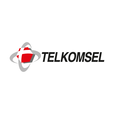 Telkomsel vector logo