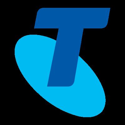 Telstra logo vector