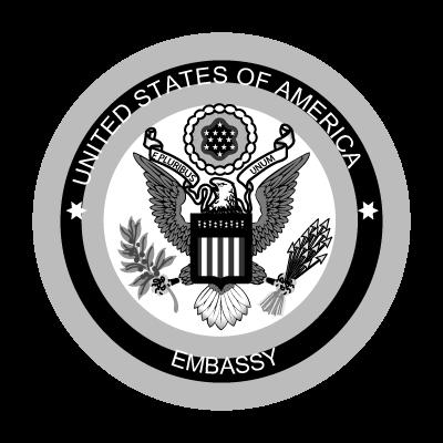 United States of America Embassy vector logo