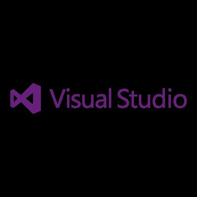 Visual Studio 2012 logo vector