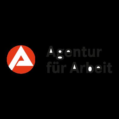 Agentur fur Arbeit vector logo