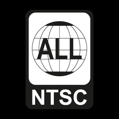 All NTSC vector logo