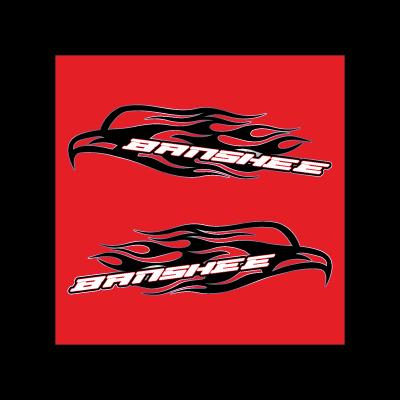 Banshee logo vector