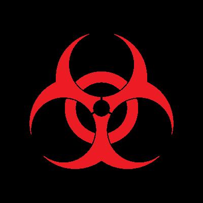 BioHazard logo vector