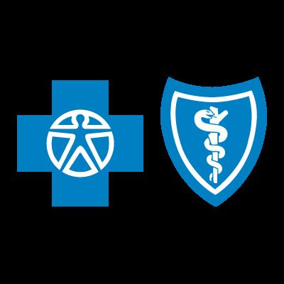 Blue Cross Blue Shield logo vector