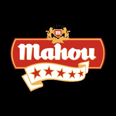 Mahou vector logo