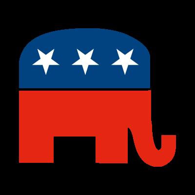 Republican vector logo