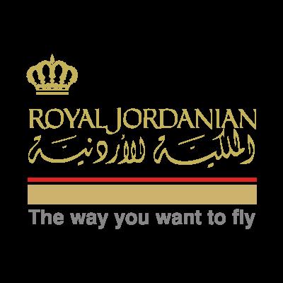 Royal Jordanian vector logo