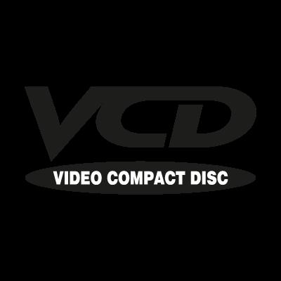 VCD vector logo
