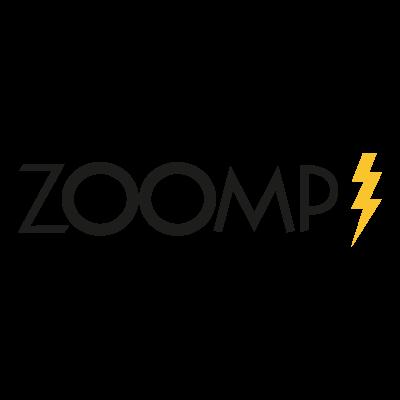 Zoomp vector logo